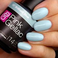 Pink Gellac Brilliant Blue 187