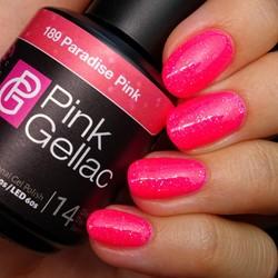 Pink Gellac #189 Paradise Pink