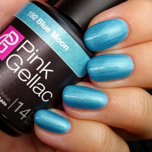 Pink Gellac #192 Blue Moon