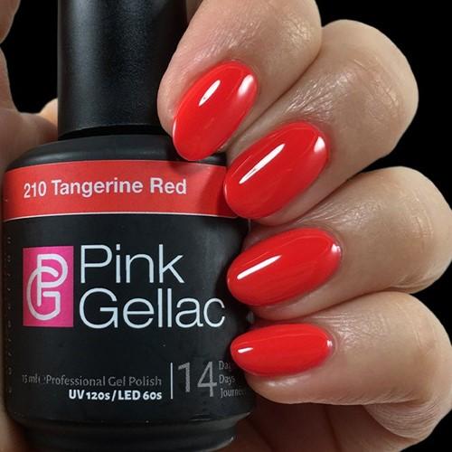 Pink Gellac #210 Tangerine Red