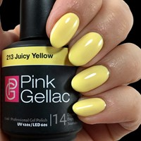 Pink Gellac #213 Juicy Yellow