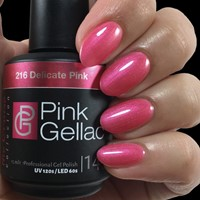 Pink Gellac #216 Delicate Pink