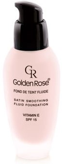 GR - Satin Smoothing Fluid Foundation #21