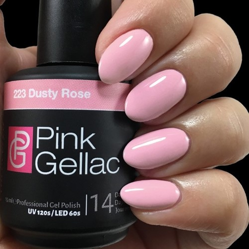 Pink Gellac #223 Dusty Rose