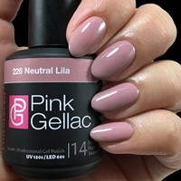 Pink Gellac #226 Neutral Lila