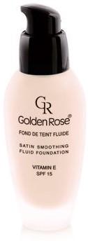 GR - Satin Smoothing Fluid Foundation #22