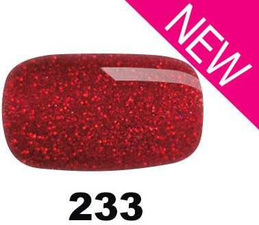 Pink Gellac #233 Flashy Red-2