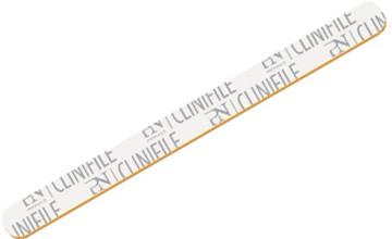 ProNails Clinifile Orange 180/180 6 pcs
