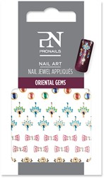 ProNails Nail Jewel Appliques Oriental Gems
