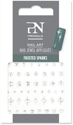 ProNails Nail Jewel Appliques Frosted Sparks