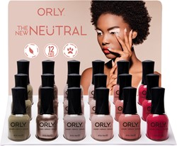 ORLY The New Neutral 18 stuks
