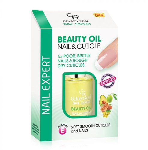 GR - Beauty Nail & Cuticle Oil 11ml