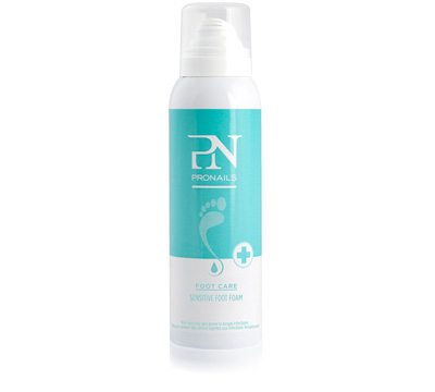Afbeelding van ProNails Sensitive Foot Foam 125 ml