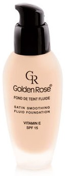 GR - Satin Smoothing Fluid Foundation #27
