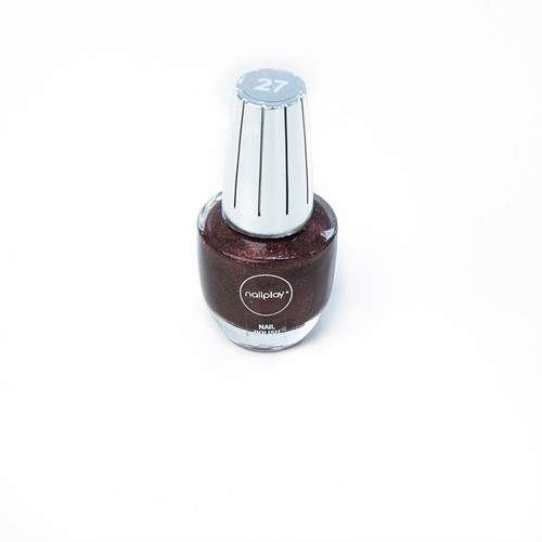 Nailplay Polish Chestnut Brown #27