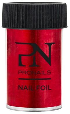 ProNails Nail Foil Red 1.5 m