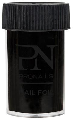 ProNails Nail Foil Black 1.5 m