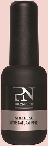ProNails Sopolish #83 Natural Pink 8 ml