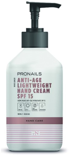 ProNails Anti-Age Lightweight Hand Cream SPF 15 300 ml