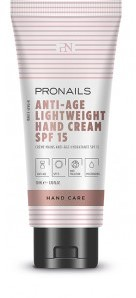 ProNails Anti-Age Lightweight Hand Cream SPF 15