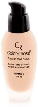 GR - Satin Smoothing Fluid Foundation #28