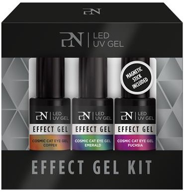PN Effect Kit 3 pcs - Cat eye Gels