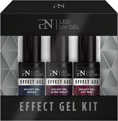 PN Effect Kit 3 pcs - Galaxy Gels