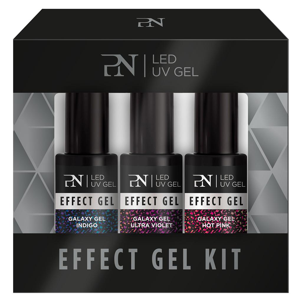 Afbeelding van PN Effect Kit 3 pcs - Galaxy Gels