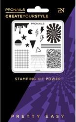 ProNails - Stamping Kit Power