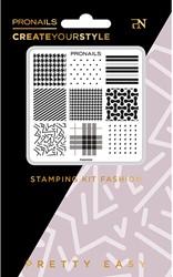 ProNails - Stamping Kit Fashion
