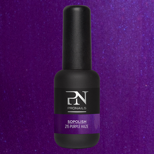 ProNails Sopolish #215 Purple Haze  8 ml