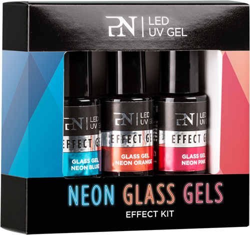 PN Effect Kit 3 pcs - Neon Glass Gels