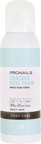 ProNails Cracked Heel Foam 125 ml
