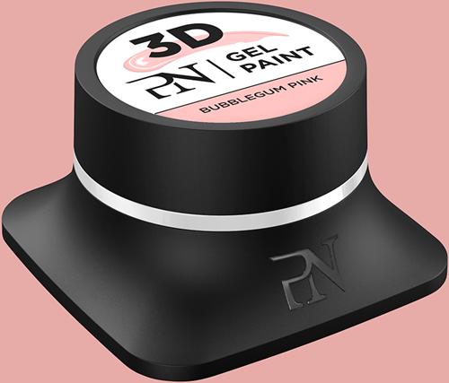 ProNails - 3D Gel Paint Bubblegum Pink 5ml
