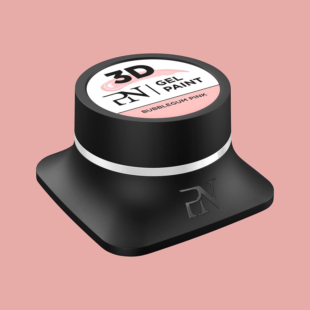 Afbeelding van ProNails - 3D Gel Paint Bubblegum Pink 5ml