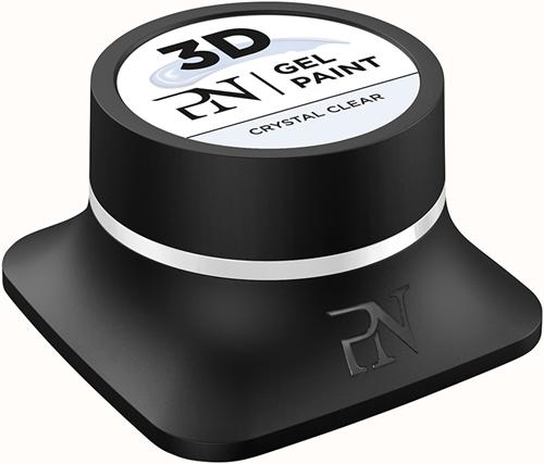 ProNails - 3D Gel Paint Crystal Clear 5ml