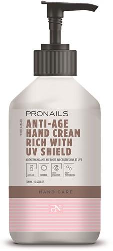 ProNails Anti-Age Hand Cream Rich With UV Shield 300 ml