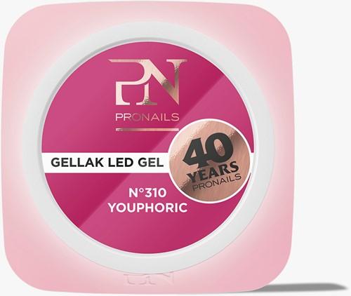 ProNails Gellak #310 Youphoric 10ml