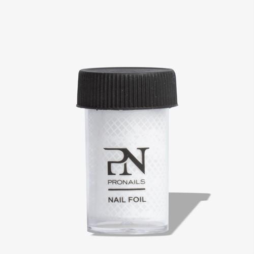 ProNails - Nail Foil White Lace
