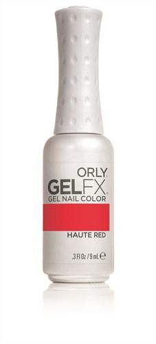 ORLY GELFX - Haute Red