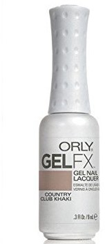 ORLY GELFX - Country Club Khaki