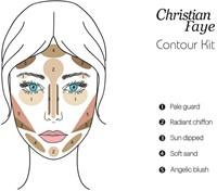 Christian Faye - Contour Face Kit