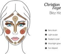 Christian Faye - Blitz Face Kit