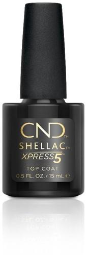 CND™ Shellac™XPRESS5 Topcoat 15 ml
