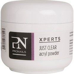 ProNails Xperts Acryl Powder Just Clear 25 g