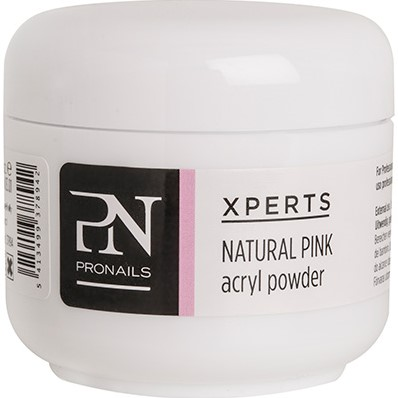 ProNails Xperts Acryl Powder Natural Pink 25 g