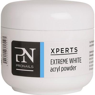 ProNails Xperts Acryl Powder Extreme White 25 g