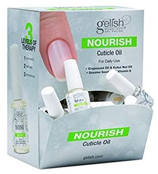 Gelish - Nourish Mini Counter Display 24st