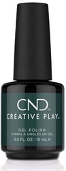 CREATIVE PLAY Gel Polish – Cut to the Chase #434