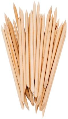 Nailit - Orange Woodsticks (6st)